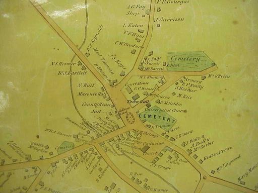 Concord Maps